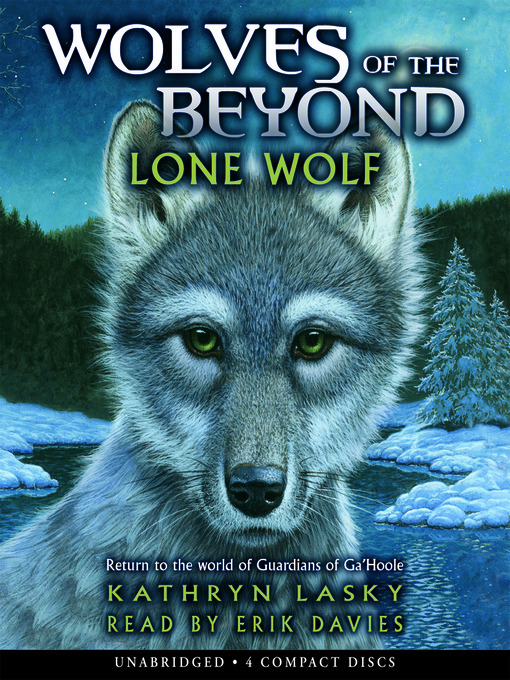 Lone Wolf (MP3): Wolves of the Beyond Series, Book 1